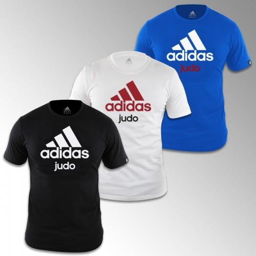 T-shirt judo