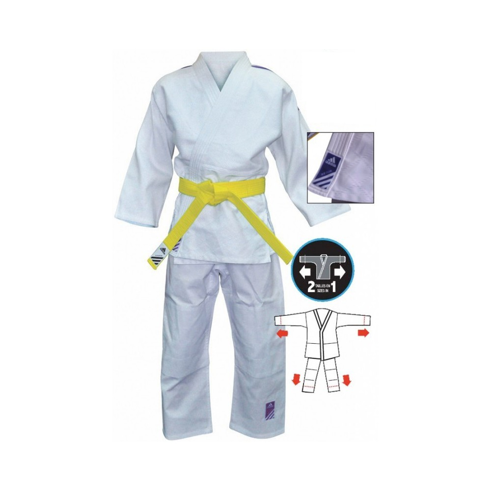 wholesale online for whole family the sale of shoes adidas Judo - Kimonos - kim-shop.be