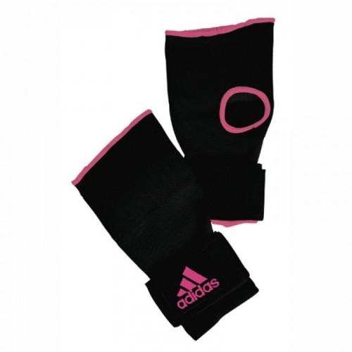 Gants adidas avec doublure intérieure Noir / Rose