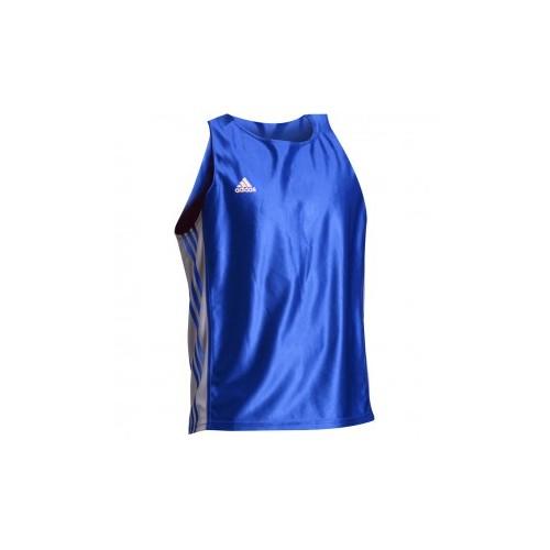 adidas Amateur Boxing Tank Top bleu/blanc