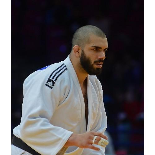 Judogi Champion Blanc II-IJF