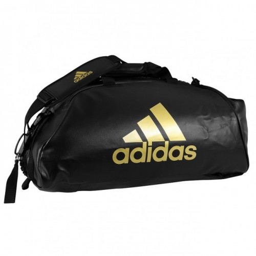adidas Training Sportbag Combat 2 en 1 Noir / Or