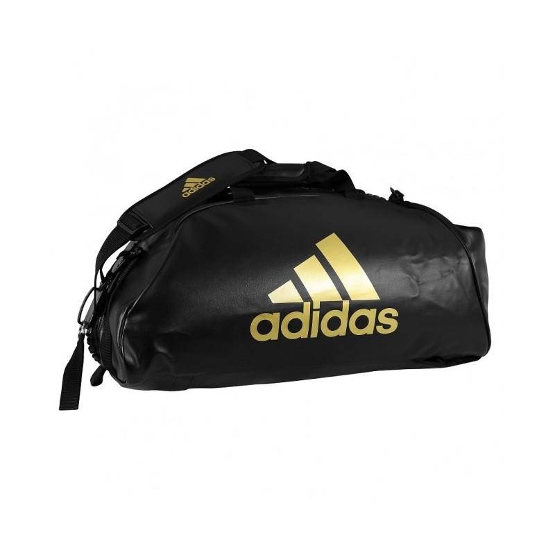 adidas Training Sportbag Combat 2 en 1 Noir / Or