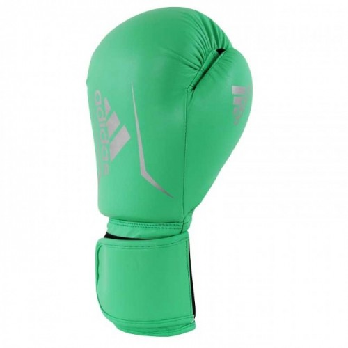Gants de boxe adidas Speed 50 (Kick) Lime / Silver