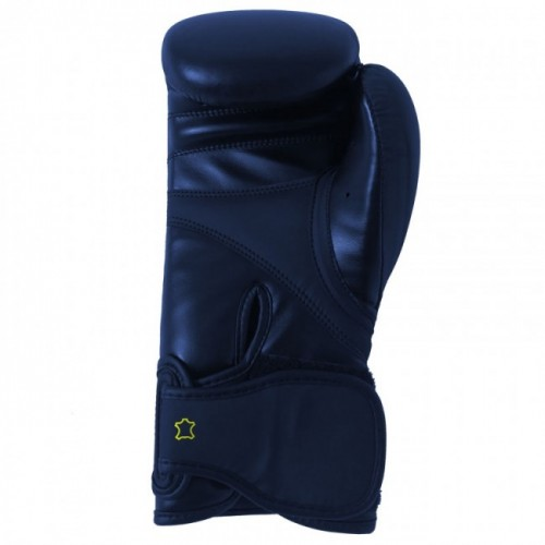 Gants de boxe adidas Speed 200 (Kick) Bleu / Jaune