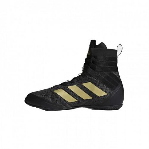 Chaussures de boxe adidas Speedex 18 Noir / Or