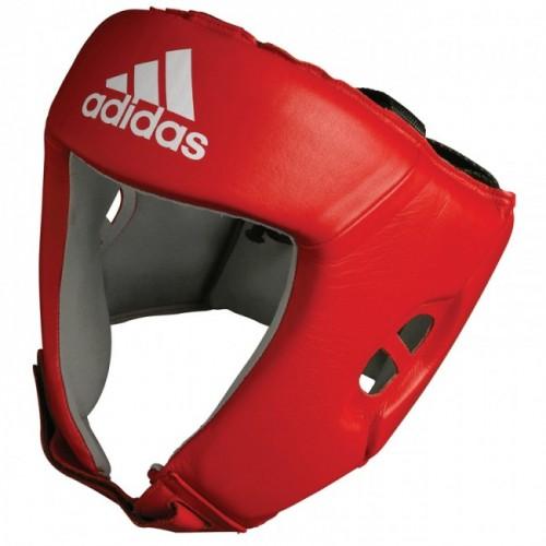 adidas AIBA protège-tête rouge