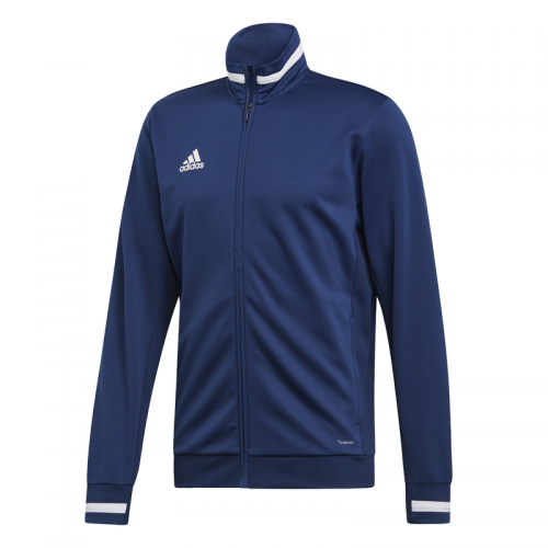 Veste de survêtement bleu adidas T19 FEMMES