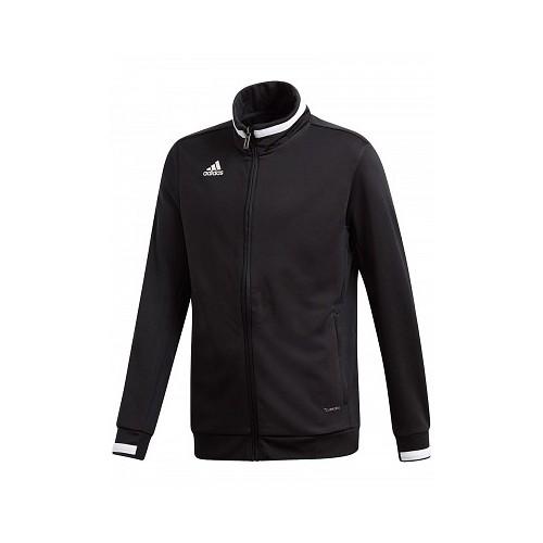 Adidas T19 trainingsjack zwart