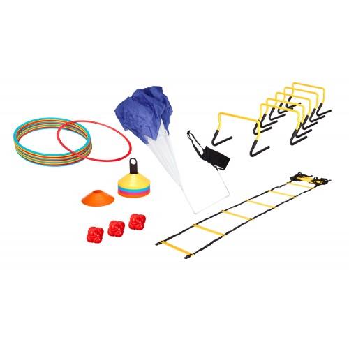 Set d'athlétisme - Set d'agilité - Supersparset