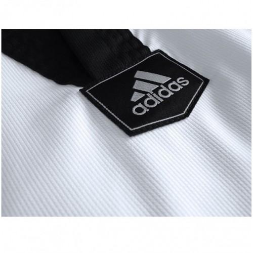 Adidas Dobok ADI-Club 3/// Noir/Blanc