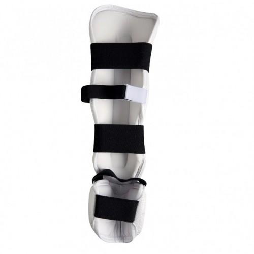 Protège-tibias et cou-de-pied Adidas Taekwondo