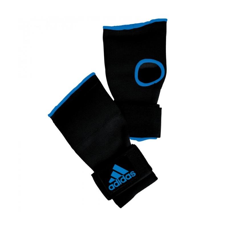 Gants adidas avec doublure intérieure Noir / Bleu