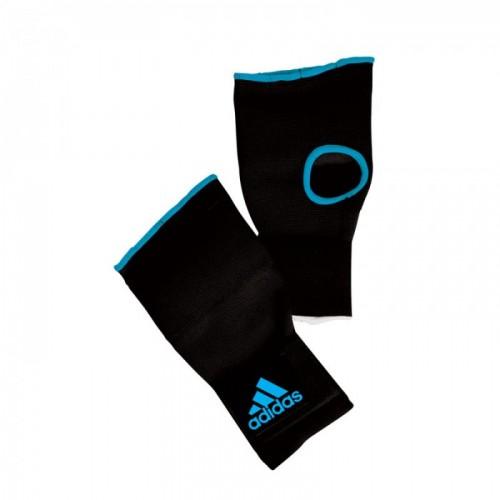 adidas Gant intérieur Noir / Bleu