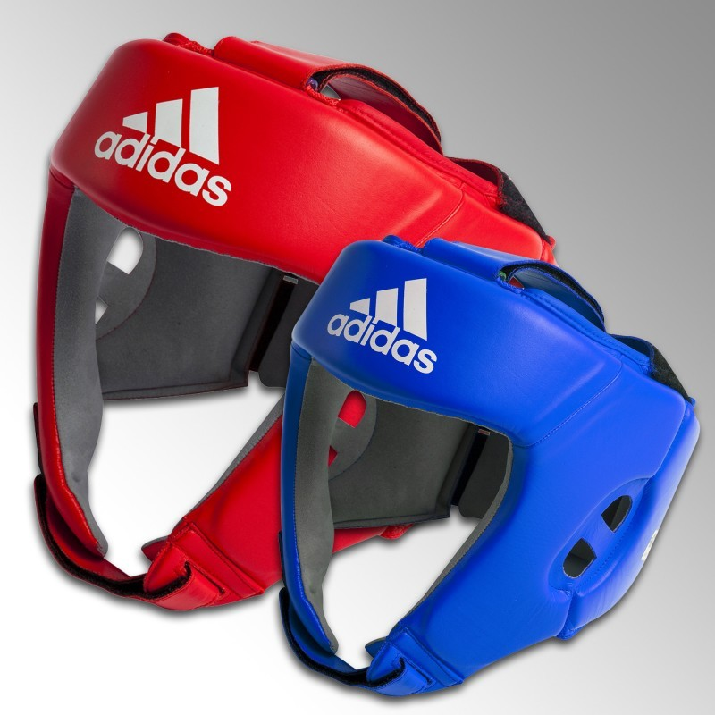 Casque de boxe compétition amateur adidas