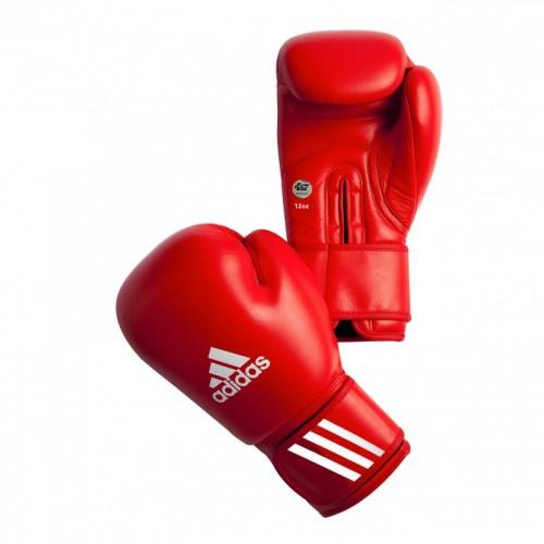 Gants de boxe compétition amateur 12oz adidas