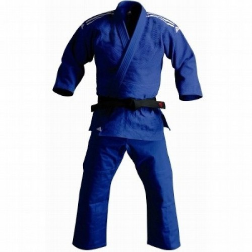 Adidas Judopak J500 Training Blauw