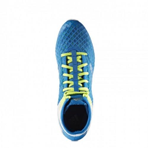 Chaussures de boxe adidas Speedex Bleu / Blanc 16.1