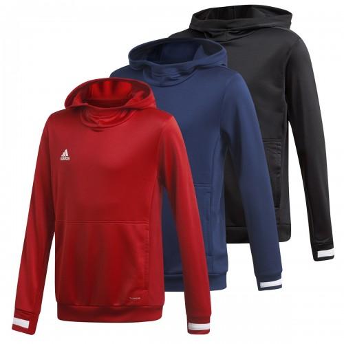 Sweat à capuche adidas T19 pour Homme