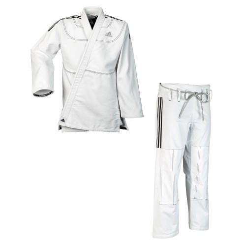 """Adidas BJJ """"Contest 2.0"""" blanc JJ430 """""""