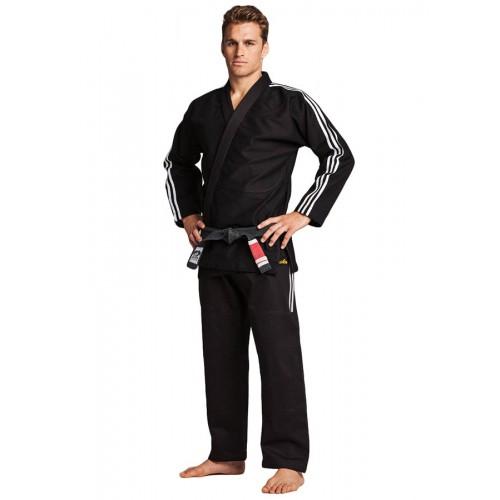 Kimono Adidas BJJ noir JJ430BK