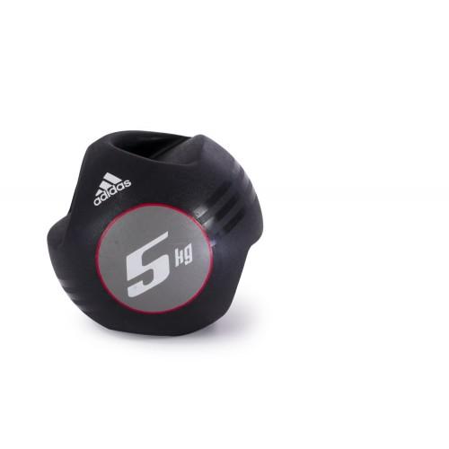 Adidas Medicine Ball tricolore avec poignées