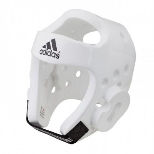 Adidas Headguard Taekwondo Blanc