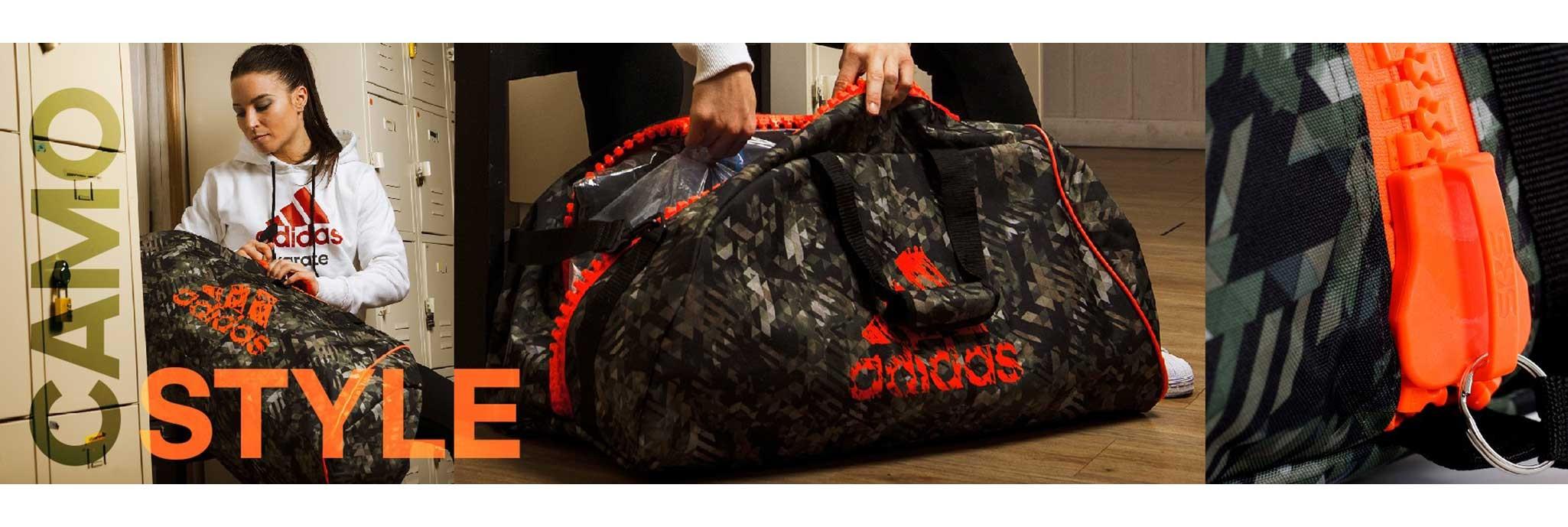 Sac de Sport Combat CAMO BAG, Adidas